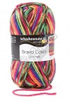 Příze Bravo Color 2085 rainbow jacquard color